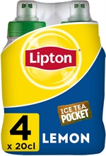 LIPTON Ice tea lemon pocket