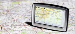 GPS et smartphone en vacances