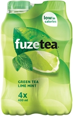 FUZE TEA Green tea lime mint