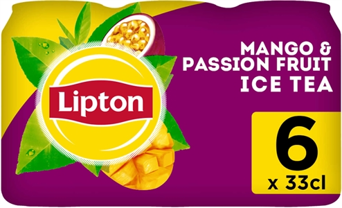 LIPTON Ice tea mango passionfruit