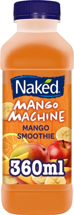 NAKED Smoothie mango