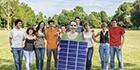Achat groupé de panneaux solaires