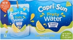 CAPRI-SUN Fruity water lemon lime