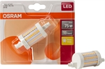 OSRAM OSRAM STAR LINE 78 AMPOULE LED TUBE LINEAIRE R7S 8W