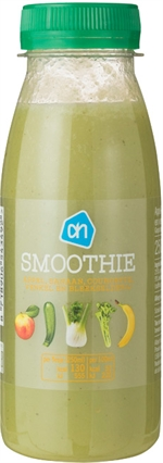 ALBERT HEIJN Groente smoothie appel courgette bleeksel