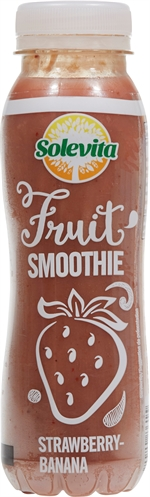 SOLEVITA (LIDL) Smoothie strawberry banana