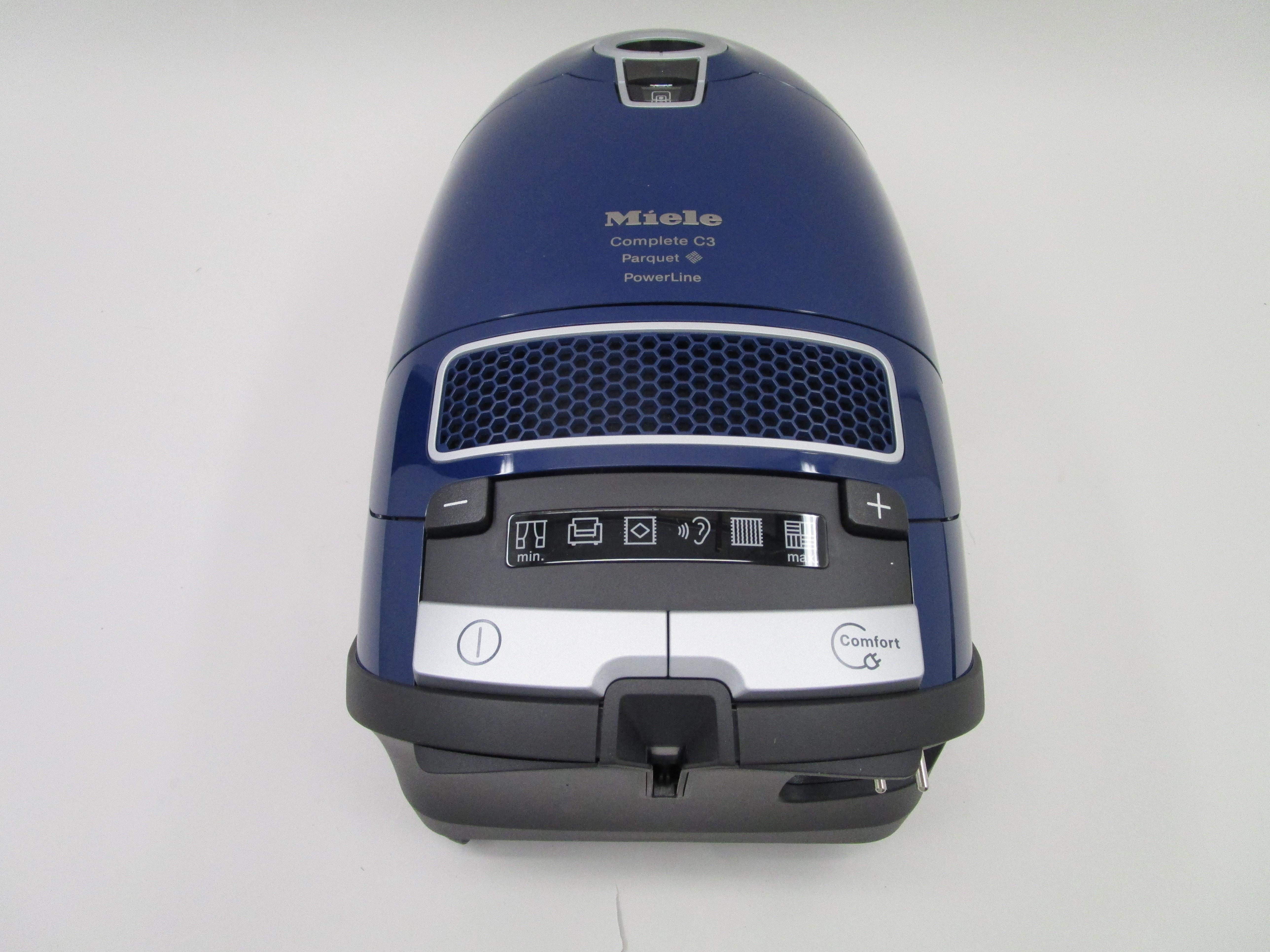 Moderne MIELE Complete C3 Parquet PowerLine SGSF3: test complet, prix GP-99