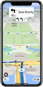 GENERAL MAGIC Magic Earth Navigation & Maps (iOS)