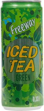 FREEWAY (LIDL) Iced tea green