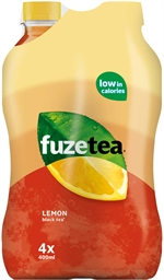 FUZE TEA Black tea lemon