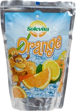 SOLEVITA (LIDL) Orange - 12% fruits