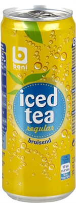 BONI SELECTION (COLRUYT) Iced tea regular