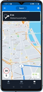 FLITSMEISTER FLITSMEISTER (ANDROID) | Comparatif GPS  - Test Achats