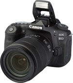 CANON EOS 90 D WITH EF-S 18-135 IS USM NANO | Appareils photo: comparateur  - Test Achats