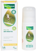 PHYTOSUN Roll-on anti-insectes | Anti-moustiques et anti-tiques