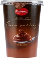 MILBONA (LIDL) Cream Pudding Selection chocolat au lait 500g