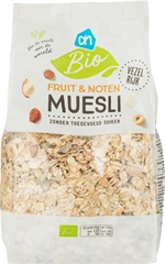 ALBERT HEIJN Biologische Muesli Fruit & noten