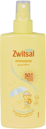 ZWITSAL KIDS SPRAY SOLAIRE SPF 50 | Crèmes solaires