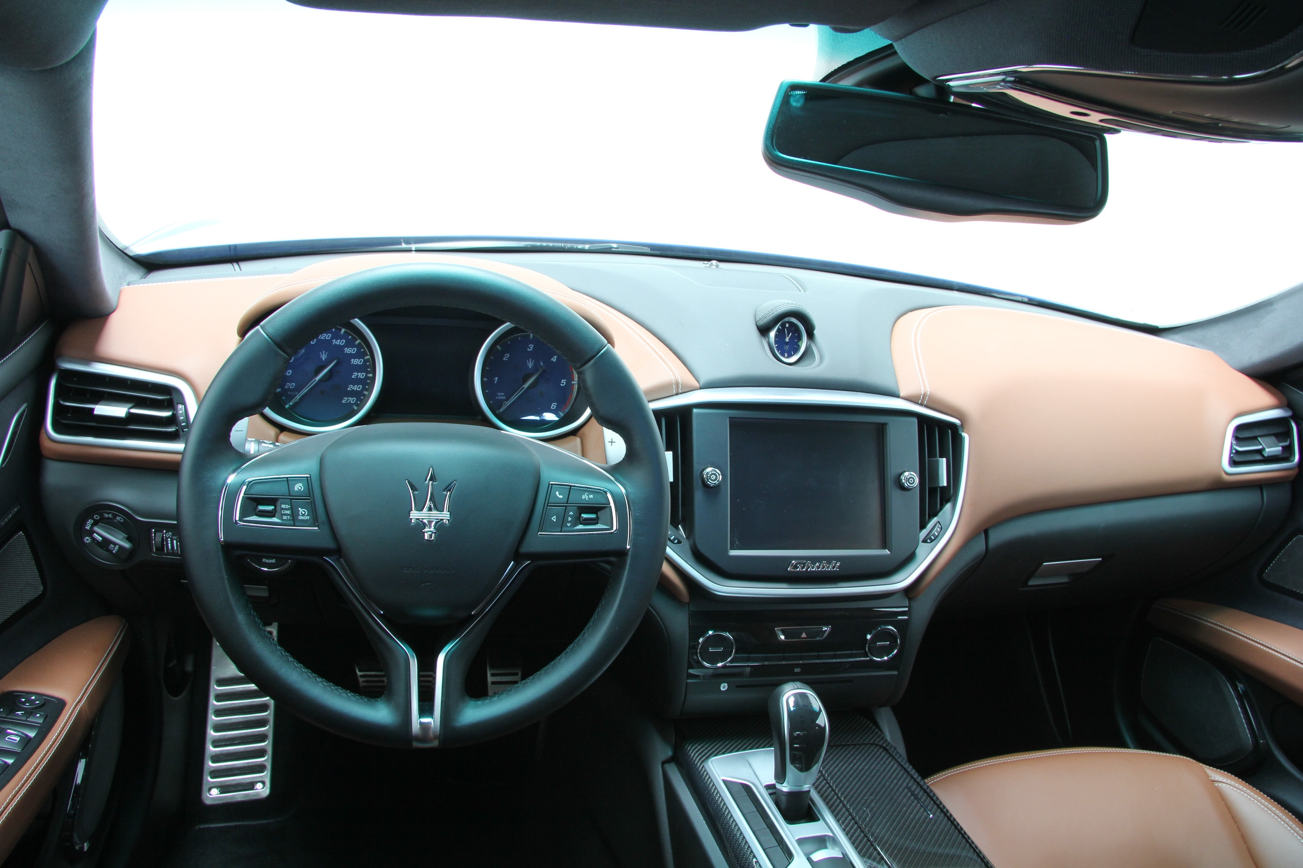 maserati ghibli test complet prix sp cifications. Black Bedroom Furniture Sets. Home Design Ideas