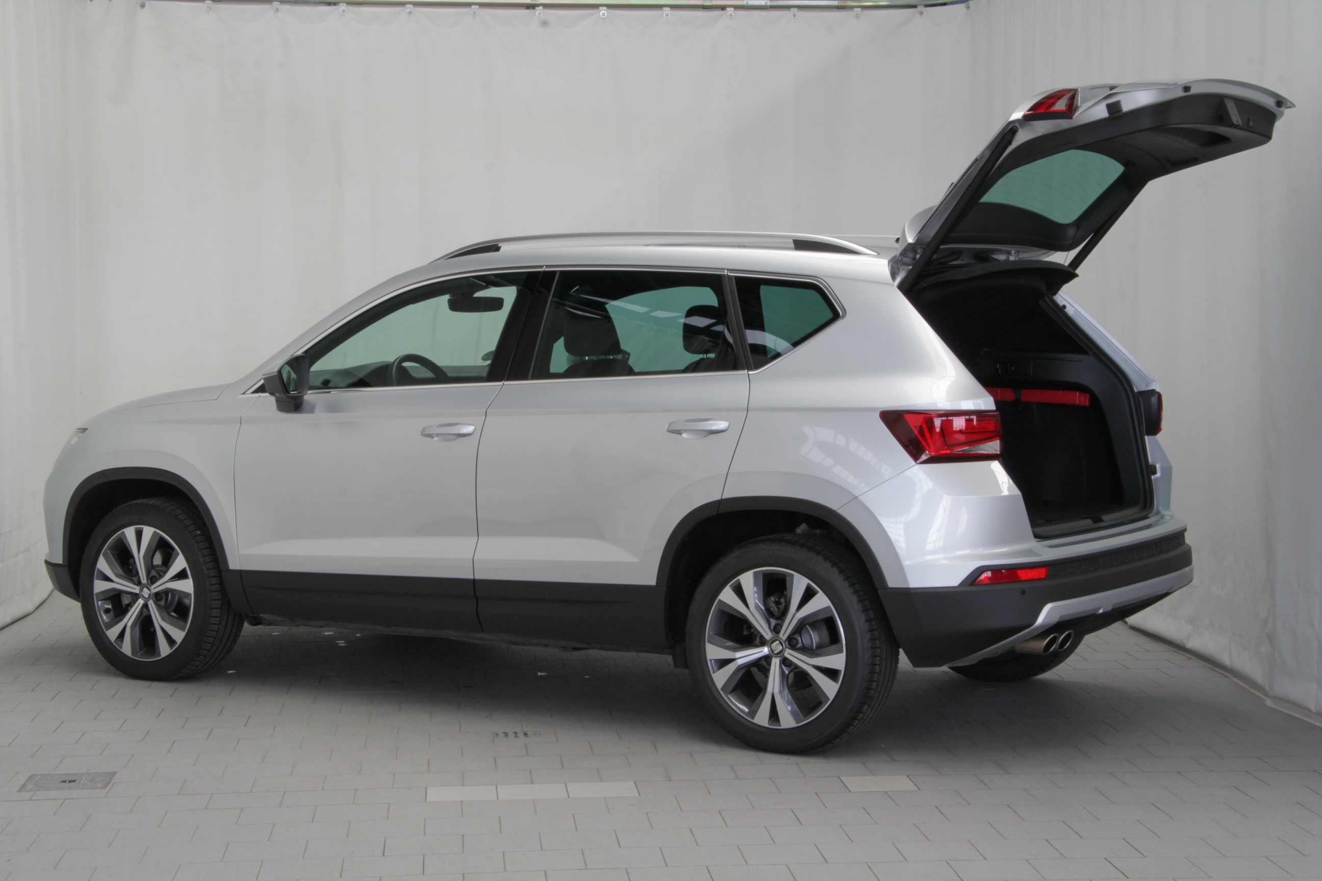 seat ateca 1 4 ecotsi test complet prix sp cifications. Black Bedroom Furniture Sets. Home Design Ideas